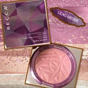 BECCA's Shimmering Pressed Highlighter